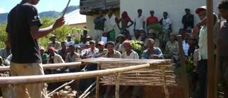 Inaugurazione del nuovo ufficio delle due Comunità Locali VOI Ezaka e Taratra