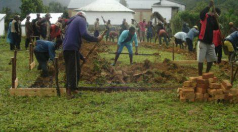 Iniziata la costruzione del Centro di Formazione Agricola e di Alfabetizzazione per adulti