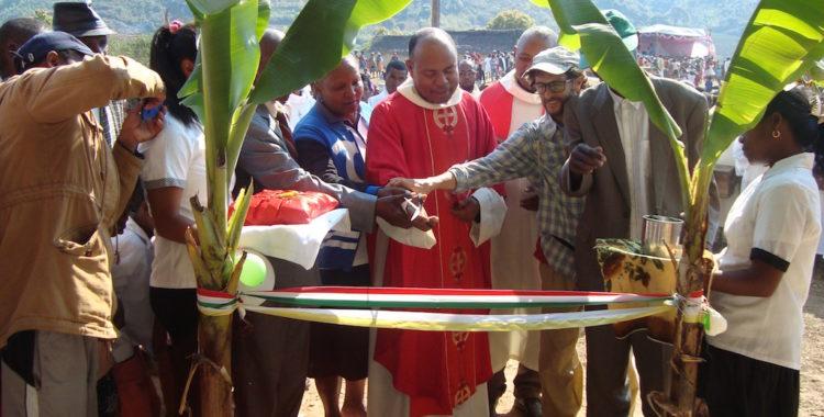 20 settembre 2018: Inaugurato il Centro di formazione agricolo a Vohidahy