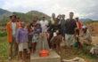 Arrivata l'acqua al mercato e all'ospedale di Vohidahy