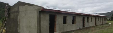 Iniziati i lavori di ristrutturazione della scuola media a Vohidahy
